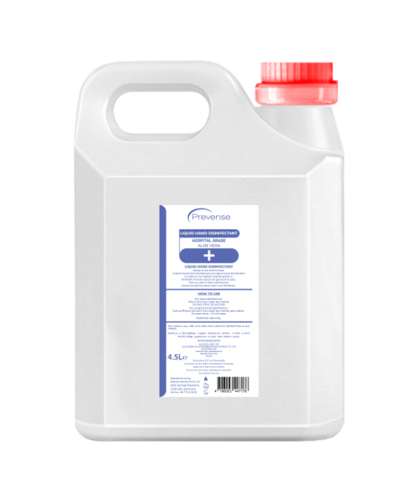 Liquid Disinfectant 4.5L