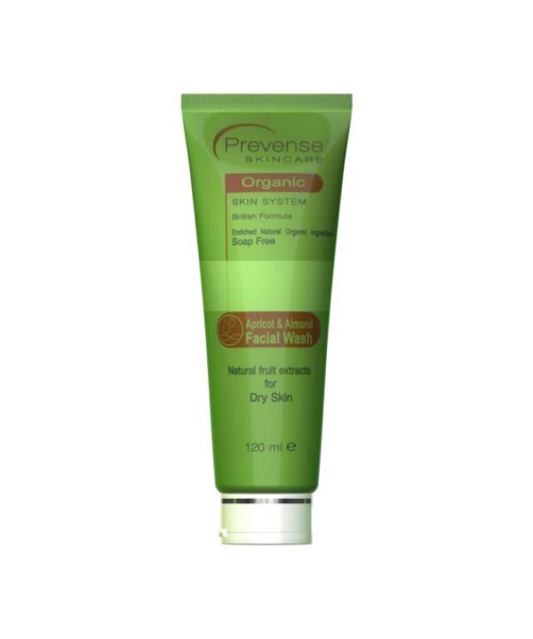Prevense Apricot & Almond Facial Wash For Dry ...