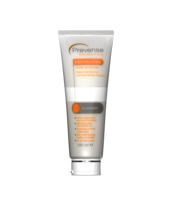 Prevense Cleanser for All Skin Types 120ml