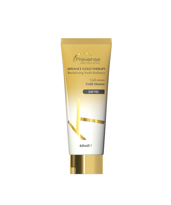 Prevense Cell-renew Gold cleanser 60ml