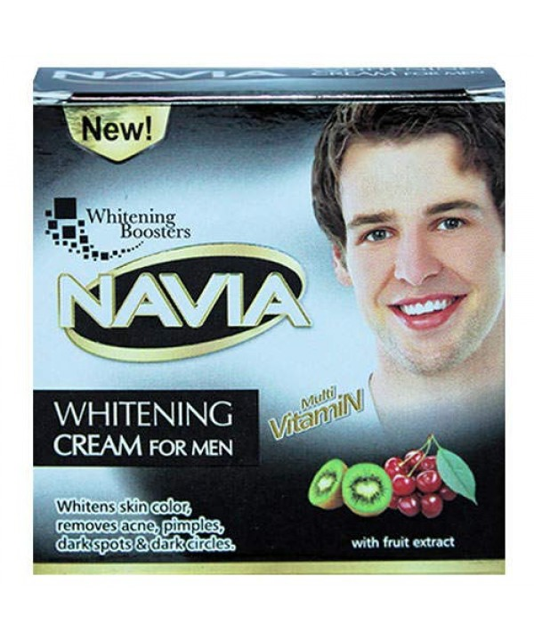 Navia Whitening cream for Men
