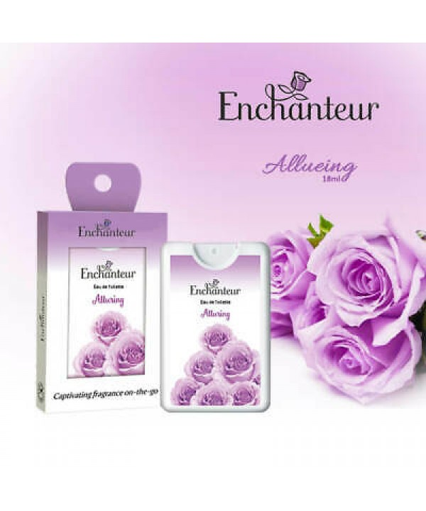 Enchanteur Alluring Pocket Perfume 18 ml