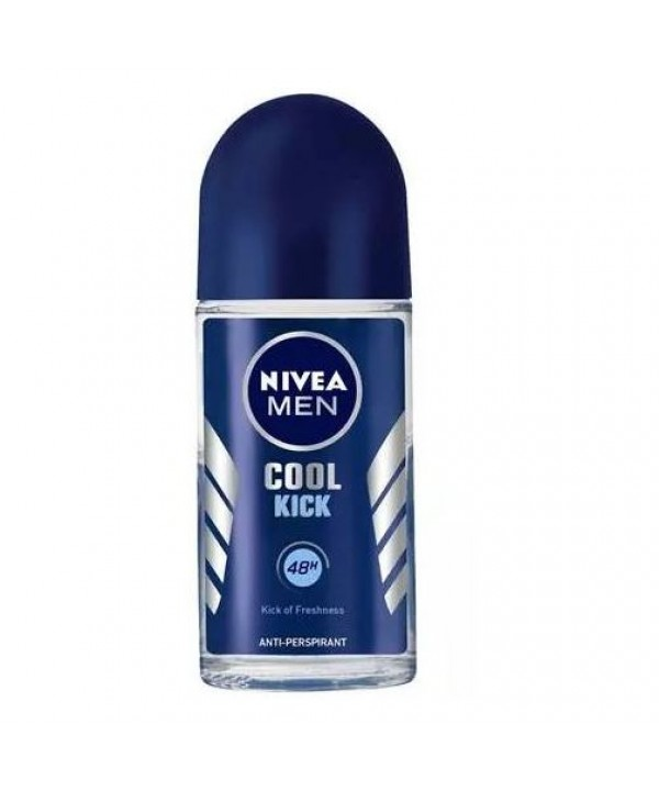 Nivea Cool Kick Deo Roll On 50g