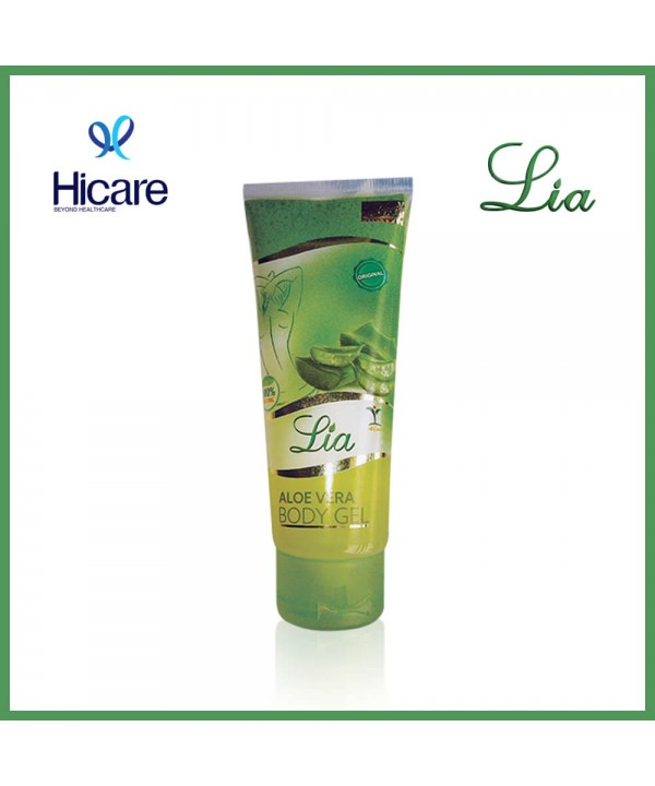 Lia aloe vera body gel 100 ml