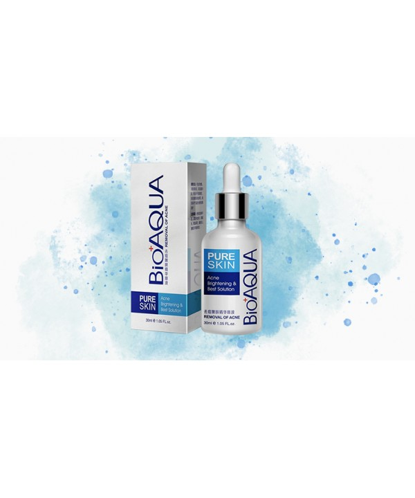 Bioaqua Removal Of Acne Acne Brightening And Best ...
