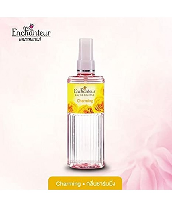 Enchanteur Charming Edu De Cologne 120 ml