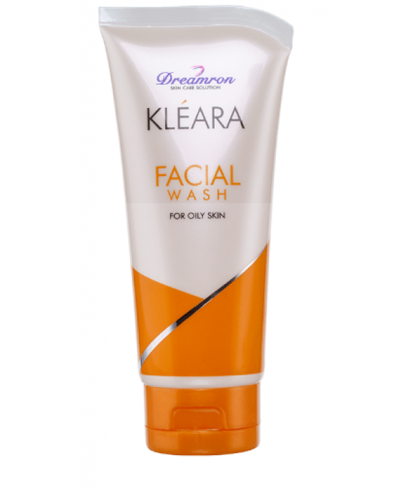 Dreamron Kleara Facial Wash - oily 100 ml