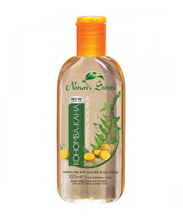 Natures Secrets Kohomba - Kaha Face Wash 100 ml