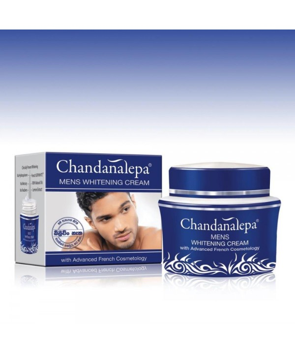 Chandanalepa Whitening Cream For Men 20 g