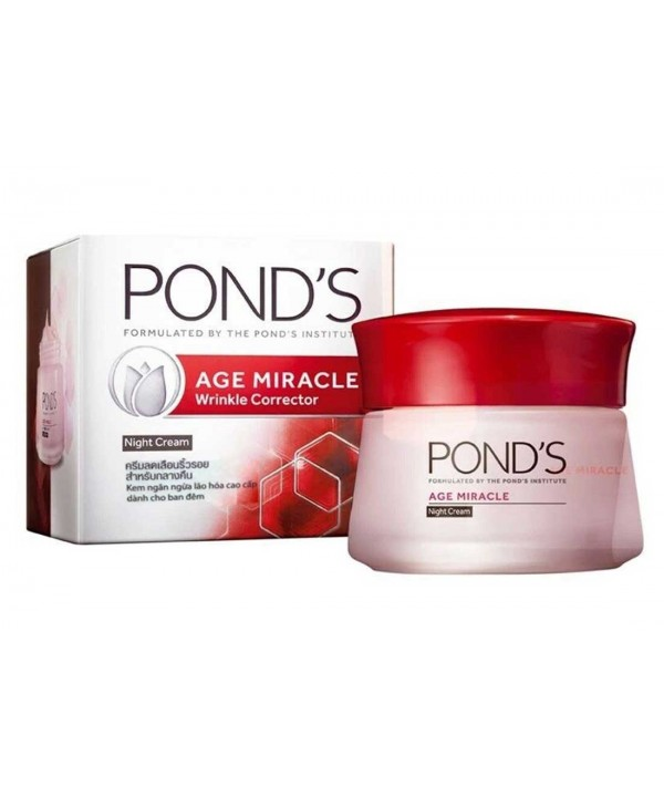 Ponds Age Miracle Wrinkle Corrector 50 g
