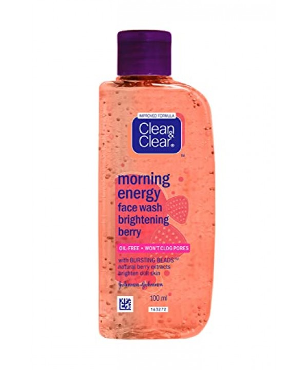 Clean & Clear Berry Face Wash 100ml