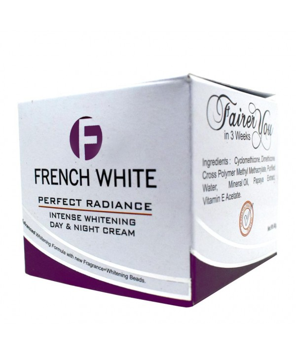 French White Cream 48 g