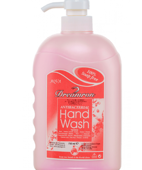 Dreamron Hand Wash Pro 750 ml
