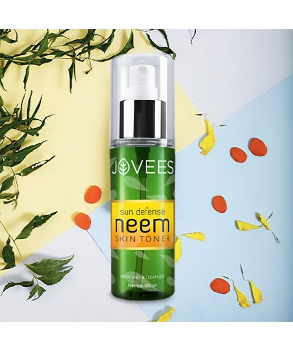 Jovees Herbal Sun Defence Neem Skin Toner 100ml