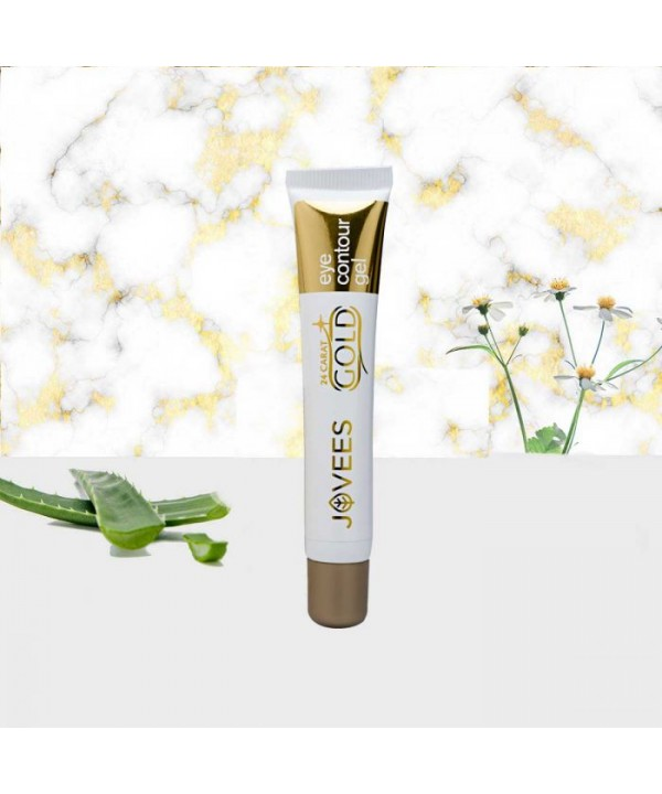 Jovees Herbal 24 carat Gold Eye Contour Gel 20g