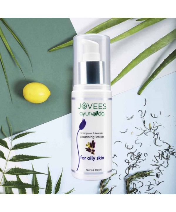Jovees Herbal Lemongrass and Lavender Cleansing Lo...